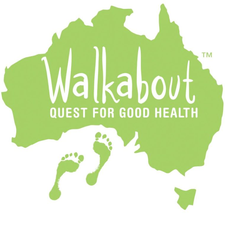 Walkabout Logo (green)