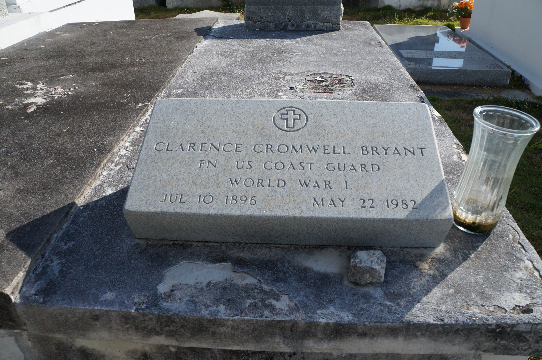 Clarence Bryant USCG WWI 1896-1982