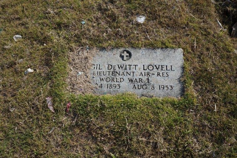 Gil Lovell 1893-1953