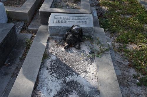 Miriam Albury 1882-1933