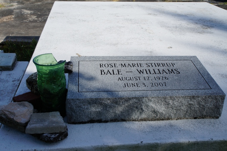 Rose Bale-Williams 1926-2007
